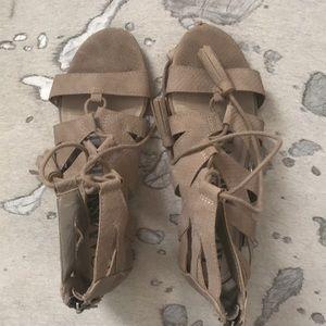 Sam & Libby Gladiator Shoes